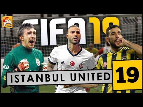 YA TAMAM YA DEVAM! ÖYLE ÖNEMLİ BİR MAÇ! 🏆 FIFA 19 DEVLER LİGİ #19