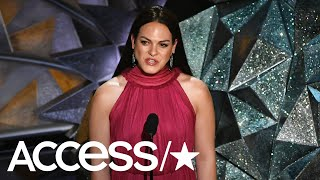 Daniela Vega Becomes The First Openly Transgender Person To Present At The Oscars