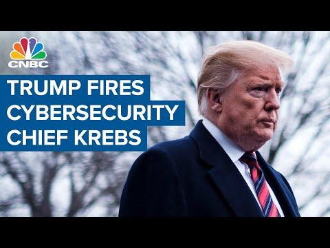 Trump Fires Security Chief Christopher Krebs  Krebs on Security