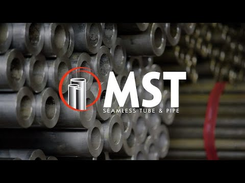 MST Seamless Tube & Pipe - American Made Seamless Steel Tube Company