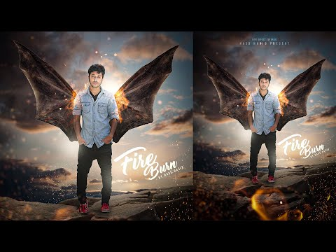 Photoshop manipulation tutorial - Photo Manipulation Effect thumbnail