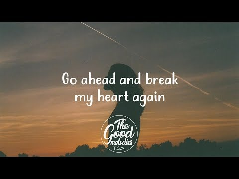 Finneas - Break My Heart Again (Lyrics)