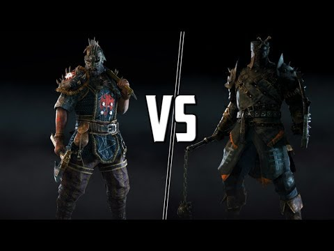 [For Honor] Reworked Berserker Vs Conqueror! Spliced VS Zero Craic!