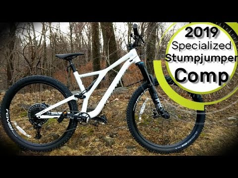 All New 2019/2020 Stumpjumper FSR Comp Alloy 29er 12-Speed Weight and  Overview