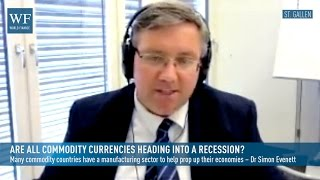 Are all commodity currencies heading into a recession?   World Finance