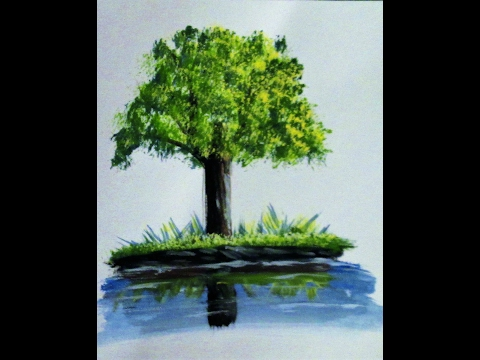 3 Unbelievable Must Have's for All your Acrylic paintings,  easy tricks to a beautiful painting.