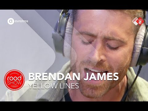 Brendan James - Yellow Lines live @ Roodshow Late Night