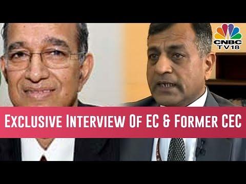 Election Commissioner Ashok Lavasa & Former CEC VS Sampath Talks On Lok Sabha Polls 2019| Exclusive Mp3