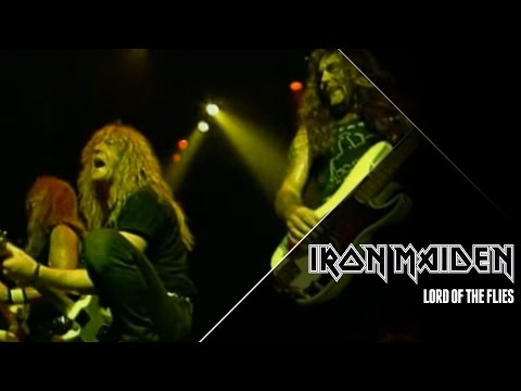 Iron Maiden - Lord Of The Flies (Official Video)