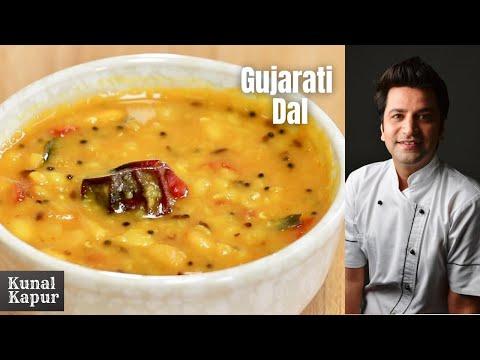 Khatti Methi Dal Tadka | Gujarati Dal | Kunal Kapur | Indian Food Recipes