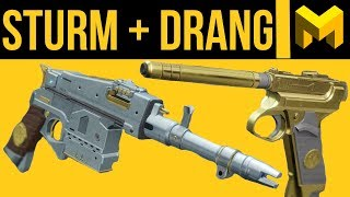 Destiny 2 Sturm and Drang Exotic Review: The Best Way to use them