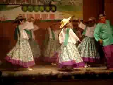 Macau Folk Dance (Alma's Group)