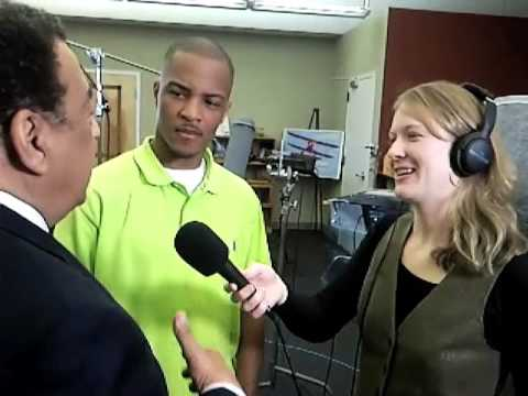 Georgia Gazette Interview - Ambassador Andrew Young and Rapper T.I. - GPB