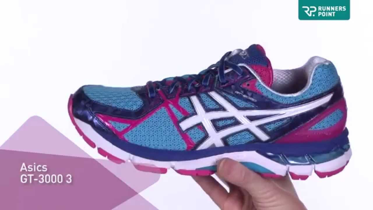 asics gel gt damen