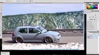 DIY Customizing your car in photoshop