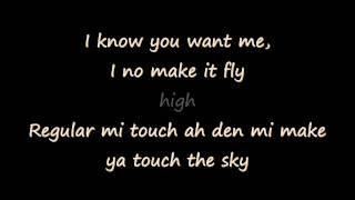 Mavado - I Know U Want Me - Lyrics - Compassion Riddim - July 2010