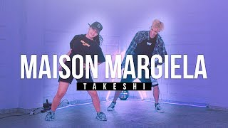 "Baixar ""MAISON MARGIELA"" - Lil Vith | Coreografia Apenas Dance"