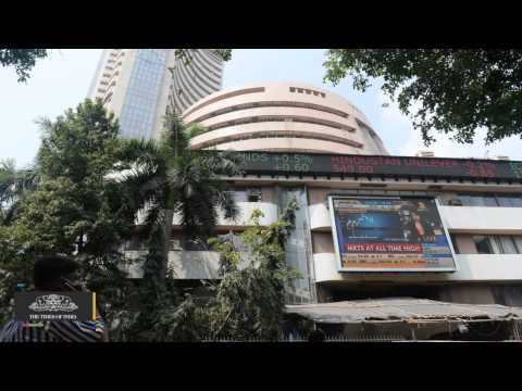 Sensex, Nifty slip to one-week lows - TOI