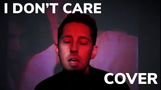 Ed Sheeran & Justin Bieber I Don't Care (COVER) | Chris Cron