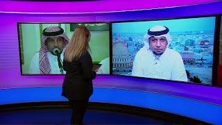 أطرف قصيدة بالانجليزية من شاعر سعودي أمام القنصل الأمريكي في جدة