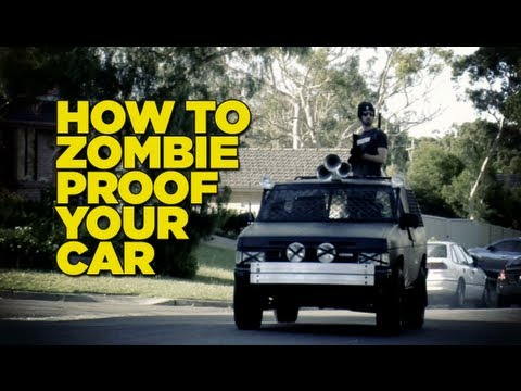 Thumbnail: How To Zombie Proof Your Car