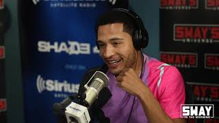 Get in the Game: New Artist Merrick Anthony Joins us on Sway in the Morning | SWAY'S UNIVERSE