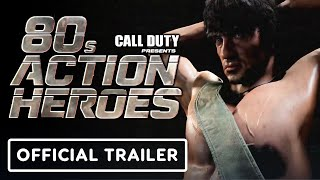 Call of Duty: Black Ops Cold War & Warzone - Official 80's Action Heroes Trailer (Season 3)