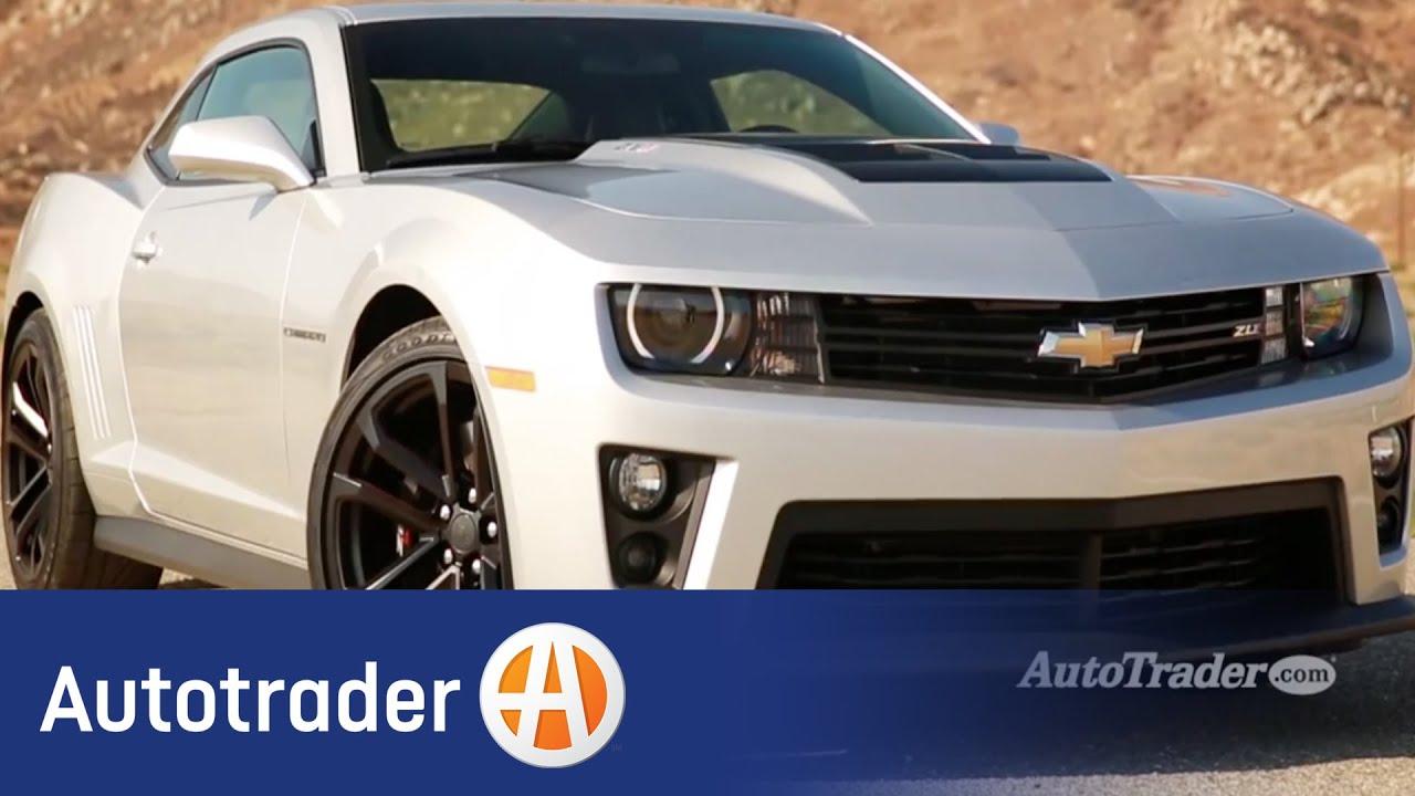 2014 Chevrolet Camaro ZL1 | 5 Reasons To Buy | Autotrader