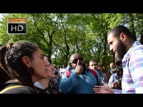 Rational Hate!? Muhammed Hijab & Visitors | Speakers Corner | Hyde Park