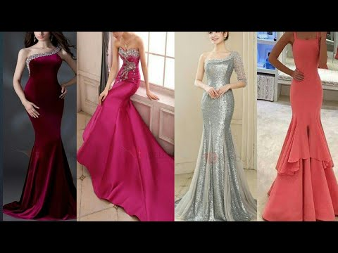 EVENING DRESSES 2019/PARTY WEAR EVENING DRESS DESIGNS/PARTY