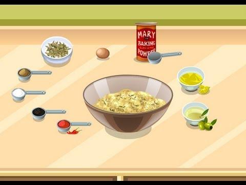 Tessa prepara il falafel giochi di cucina - Giochi di cucina a livelli ...