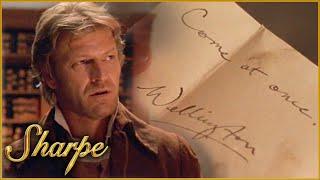 Sharpe Is Summoned To Duke Of Wellington's House | Sharpe
