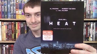 Heat Directors Definitive Edition Blu Ray Unboxing
