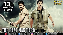 The Real Man Hero | Hindi Dubbed Movies | Venkatesh