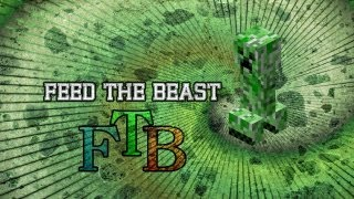 Feed The Beast: 4 Railcraft Steel and Steam