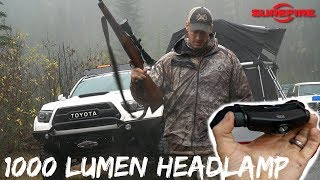 Video SureFire Maximus Headlamp Real World Test | Elk Hunting download MP3, 3GP, MP4, WEBM, AVI, FLV November 2018