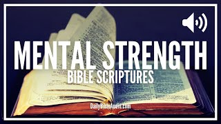 Bible Verses On Meฑtal Strength | Scriptures For Encouragement, Strength, and Peace