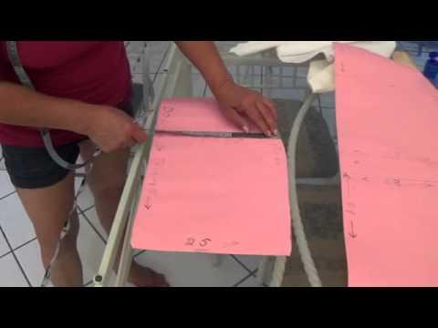 Como hacer un cubresillas youtube Como hacer un comedor