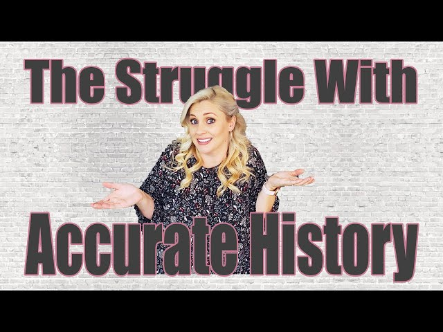 STRUGGLE WITH ACCURATE HISTORY IN HOMESCHOOL | History Curriculum Elementary Homeschool | Secular