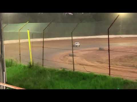 Brian Benedict #48 - Secrest Racing Dwarf 105 Speedway Texas Dirt Racing