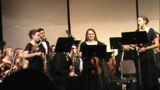 """""""Stille Nacht"""". Seminole High School Orchestra"""