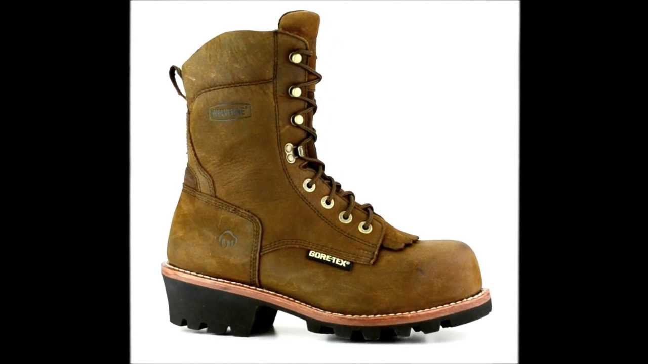 Men S Wolverine W05523 Steel Toe Waterproof Amp Insulated