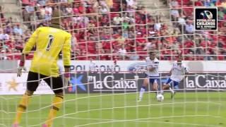 Mallorca 2-4 Real Zaragoza, Doblete de Ángelo Henríquez (RZ)