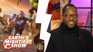 Fantastic Four, Carol Danvers, Black Panther and more! on Earth's Mightiest Show