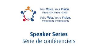 Speaker Series: Shelagh Maloney: Patient-Centred Digital Health Solutions