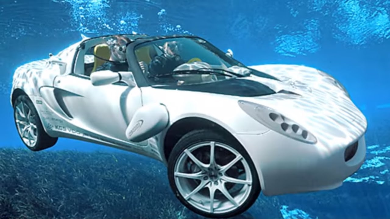 Top 10 Most Expensive Cars >> 5 STRANGEST Vehicles Ever Made! - YouTube