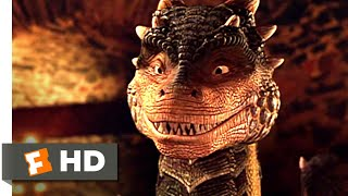 Dragonheart: A New Beginning (2000) - Dragon Discovery Scene (1/10) | Movieclips