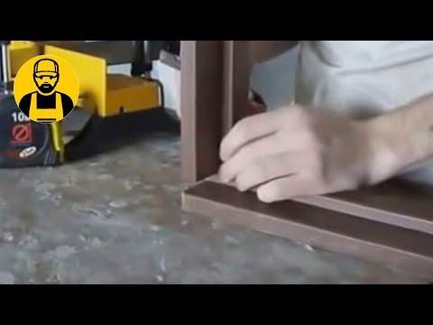 Как запилить дверную коробку