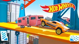 Hot Wheels: Race Off - Daily Race Off And Supercharge Challenge #132 | Android Gameplay| Droidnation