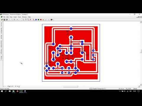 Cara Membuat PCB Bel LCC 3,  4, 5, 6 Regu Tanpa Relay - Hobby Elektronik